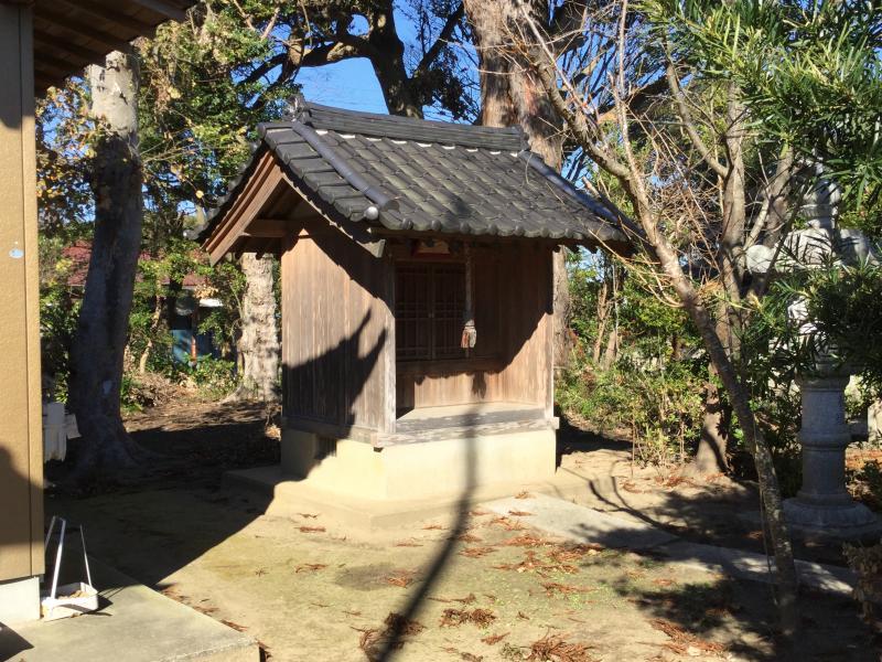 北之幸谷稲荷神社