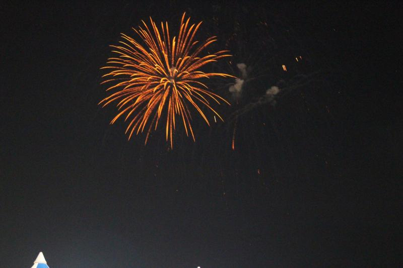 吉野川祭り納涼花火大会