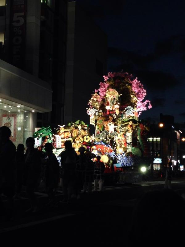八戸三社大祭