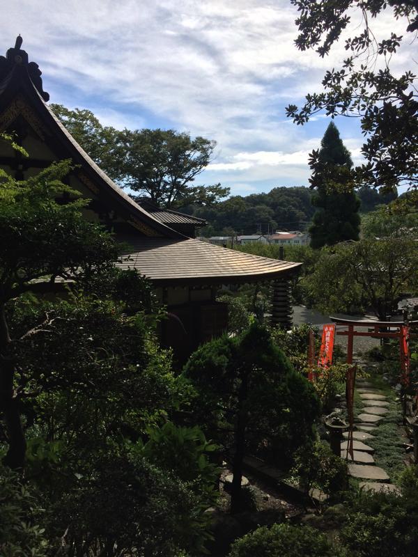 妙圓寺(土屋銭洗弁天)