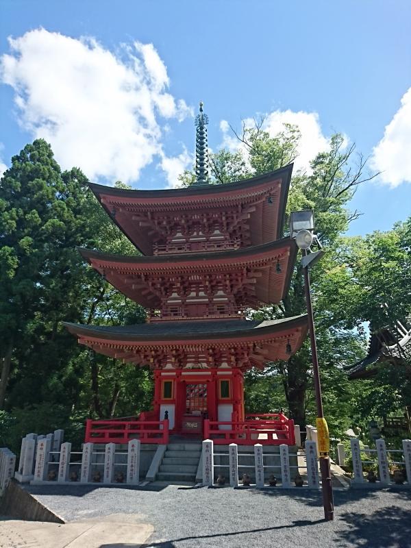 紅竜山東海寺(布施弁天)