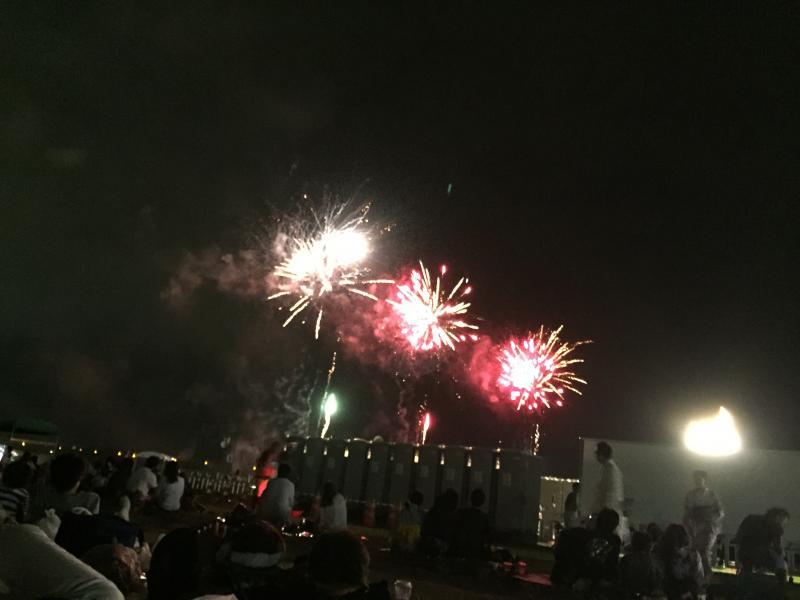 うつのみや花火大会