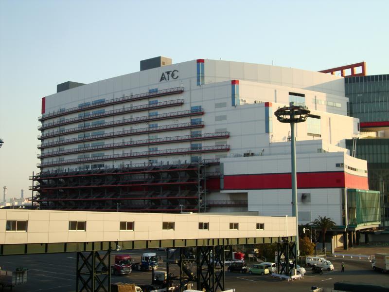 大阪南港コスモフェリーターミナル