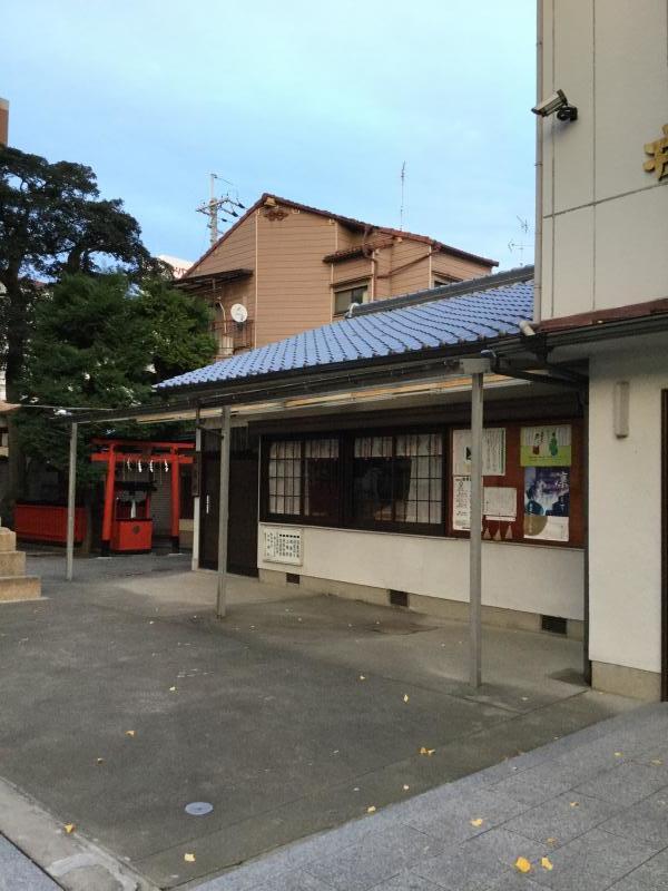 住吉神社(ねや川戎神社)