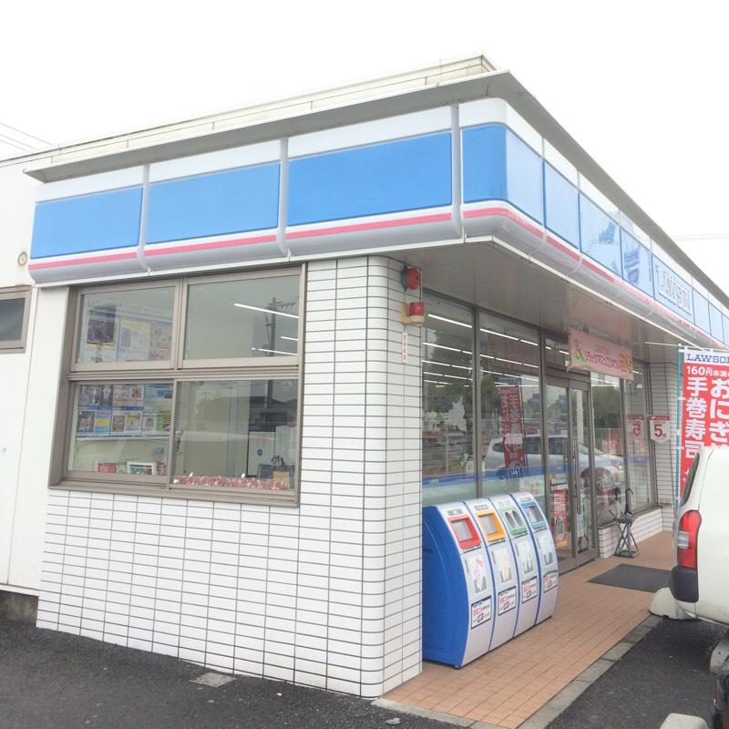 ローソン新居浜坂井町店