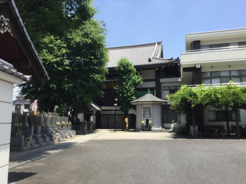 浄閑寺(投げ込み寺)