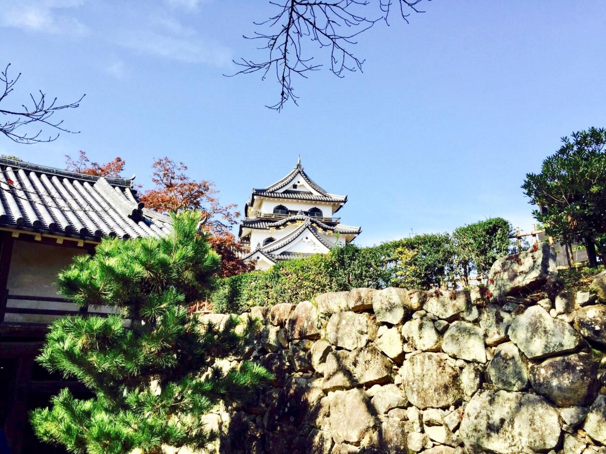彦根城(金亀城)