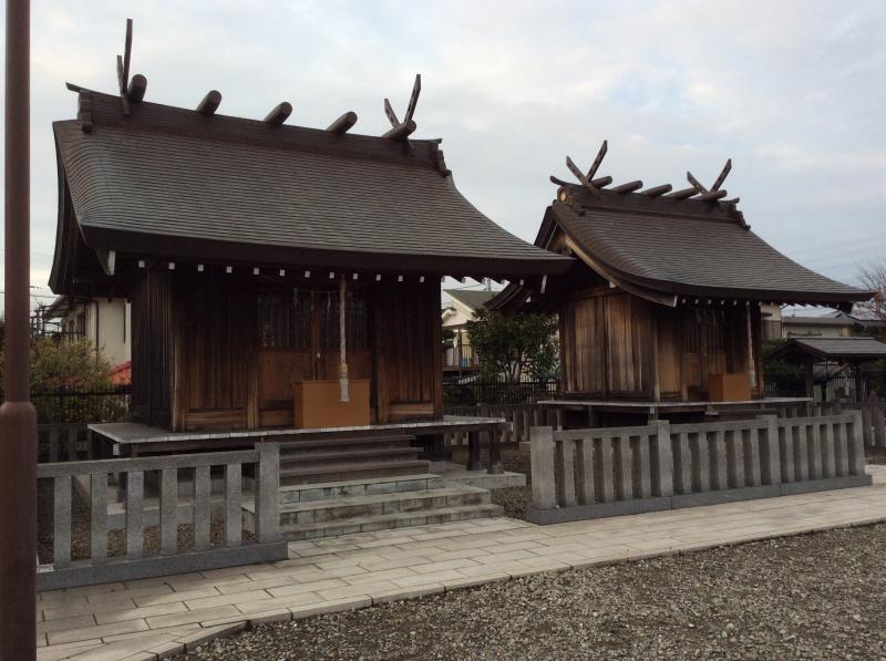 昆陽神社(芋神様)
