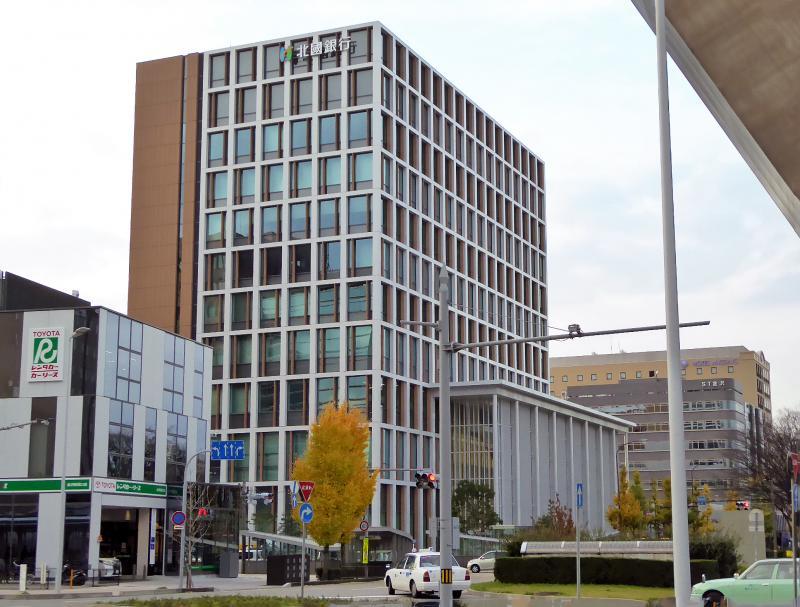 (株)北國銀行